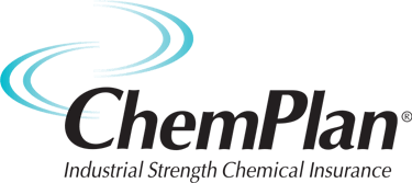 Chemplan Industrial strength chemical insurance logo